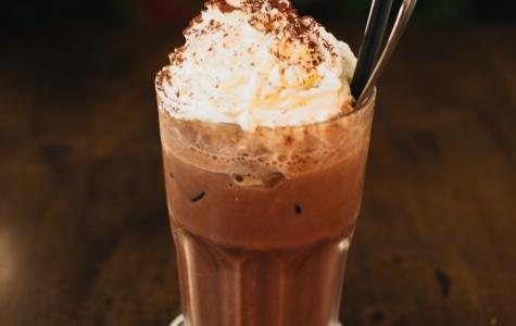 Caramel Cocoa Shake