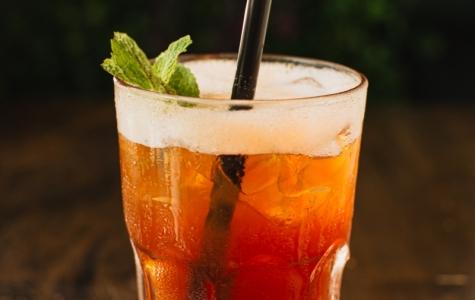 Pomegranate Peach Tea